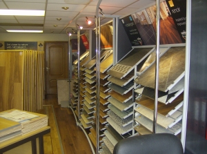 Commercial Flooring Showroom